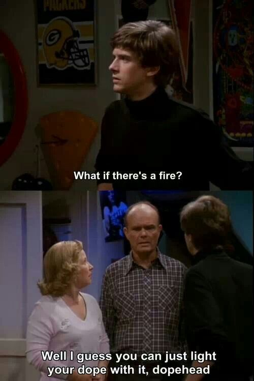 Image result for that 70's show meme