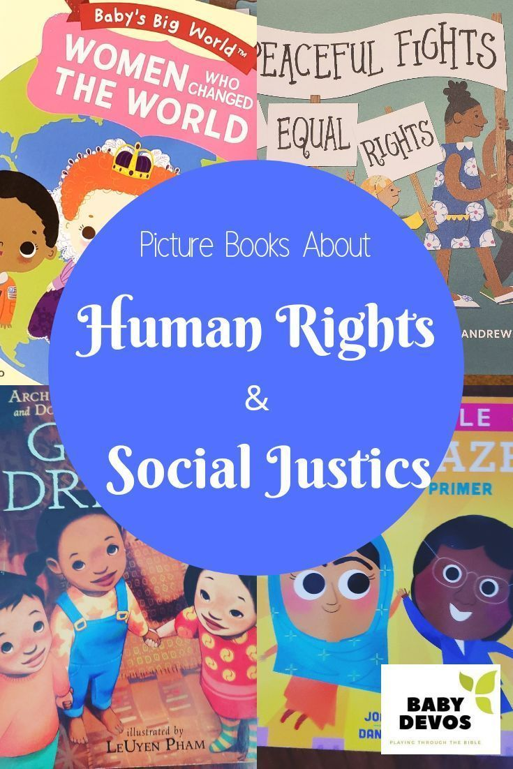 Picture Books On Human Rights And Social Justice Social Justice Education Multicultural Books Preschool Books