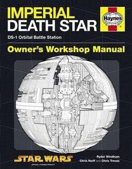 Death Star Manual (Hardback): 9780857333728