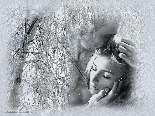 ХОЛОДНЫЕ ОБЪЯТЬЯ ДЕКАБРЯ. ПРЕМЬЕРА. Ю.ОЛЕНИЧ.МУЗ.В.НИМИНУЩИЙ - Плэйкасты - О любви, Мужчина и Женщина
