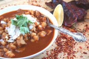 MENUDO ROJO - From Peasant Food to a Mexican Classic - Latino Foodie