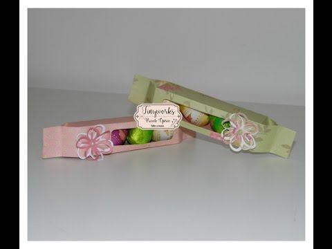 Tutorial Box Happy Easter Eggs