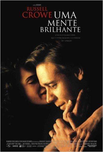 Uma Mente Brilhante -   Ganhou Oscar de Melhor Filme,  Gênero: drama