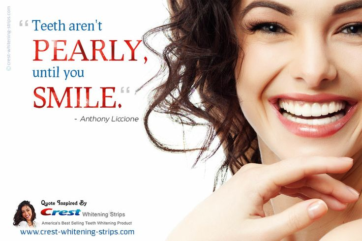 A Quotographic by Crest Whitening Strips - The quotographic below is brought to you by http://www.crest-whitening-strips.com an UK based online store that offers wide selection of crest teeth whitening kits, crest 3D stain shield, advanced vivid white strips and more with free shipping!