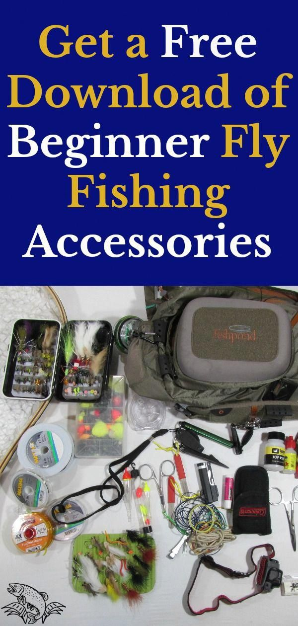 1797ef8ee485 Fly fishing is one of those pursuits that can be just a little bit easier  with some fly fishing accessories. GET A FREE DOWNLOAD -- list…
