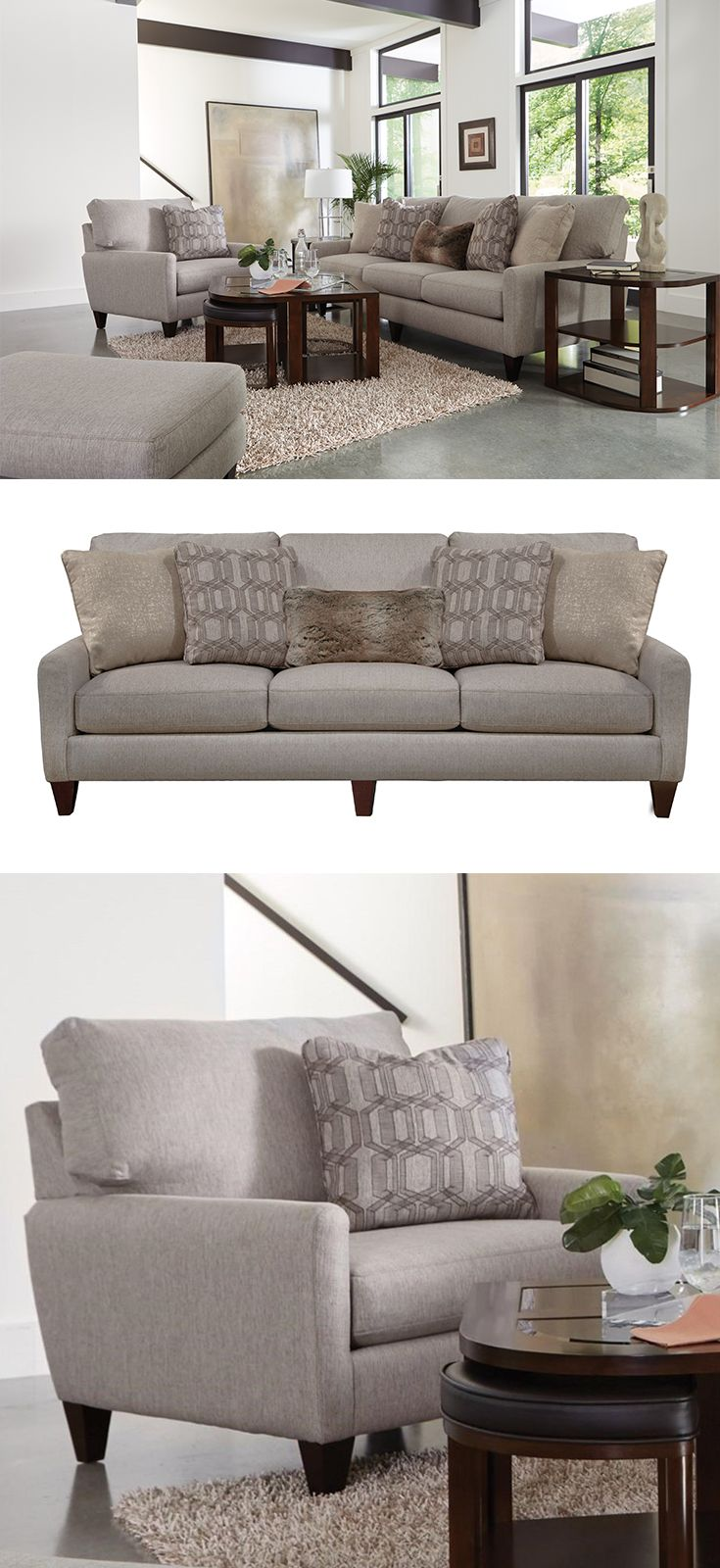 Contemporary Seating Bring This Contemporary Furniture Collection Home Today Each