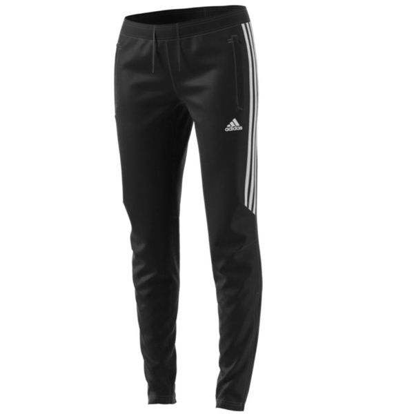 adidas Women s Tiro 17 Training Pants Black White  978435af18c