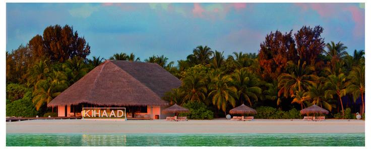 Arrival area © Kihaad Maldives