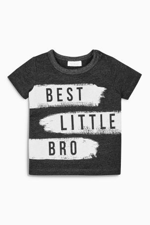 Best Little Bro T-Shirt £5.50 Next