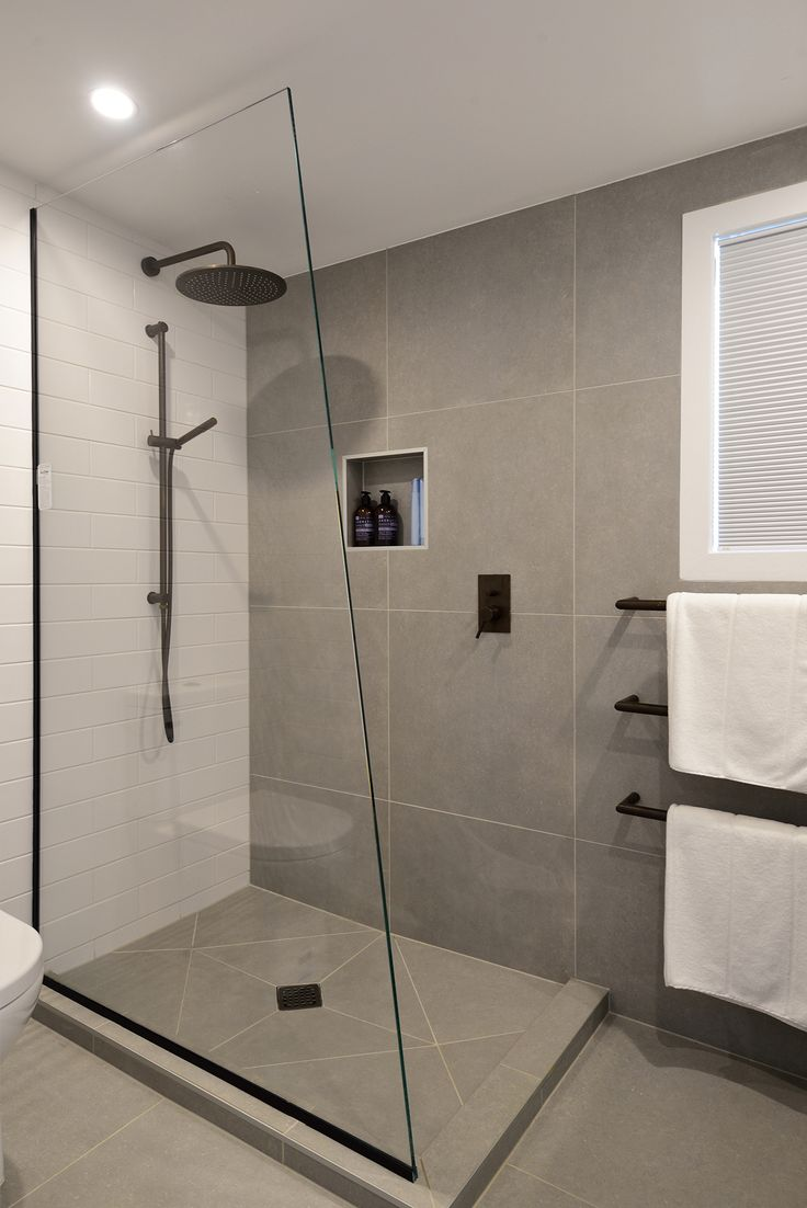 Shower Walls And Floor Grigio Tecno 600 X 600 Https Www