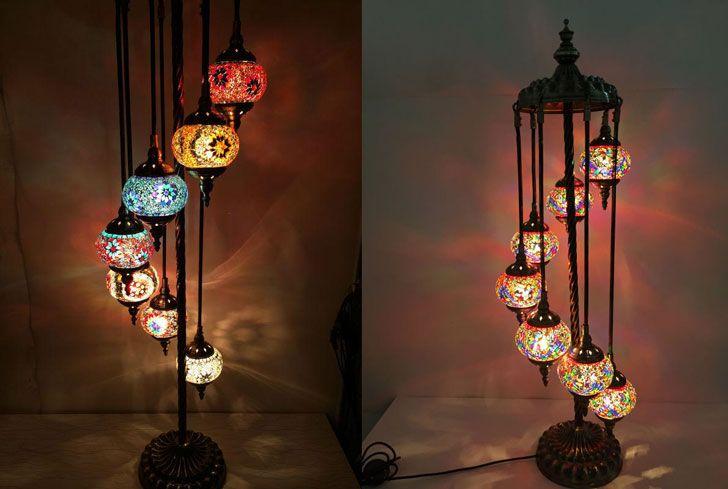 The Coolest Most Unique Floor Lamps Unusual Table Lamps Cool Floor Lamps Unique Floor Lamps