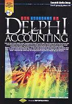 The Shorcut of Delphi for Accounting.Gunaidi Abdia - AJIBAYUSTORE