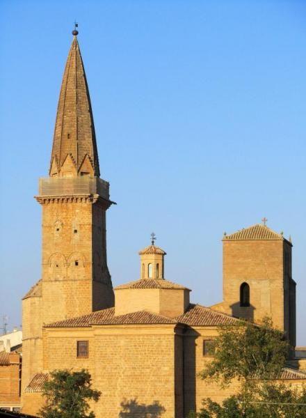 Torre de la Aguja - San Pedro de Olite, #Navarra