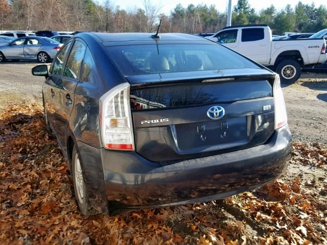 2011 Toyota Prius For Sale Ma North Boston Salvage Cars