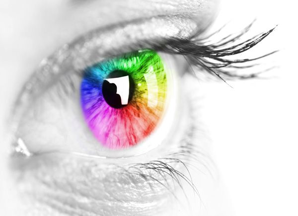 Not the most serious disability, colour blindness or the inability to differentiate between various colours, is the result of a visual disorder that occurs due to the absence of specific cells #ColourBlindness