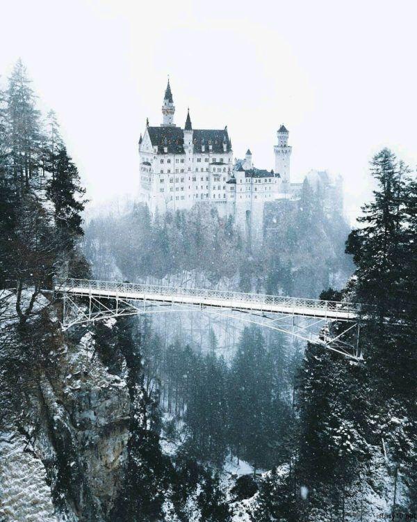 Neuschwanstein Castle, Almanya