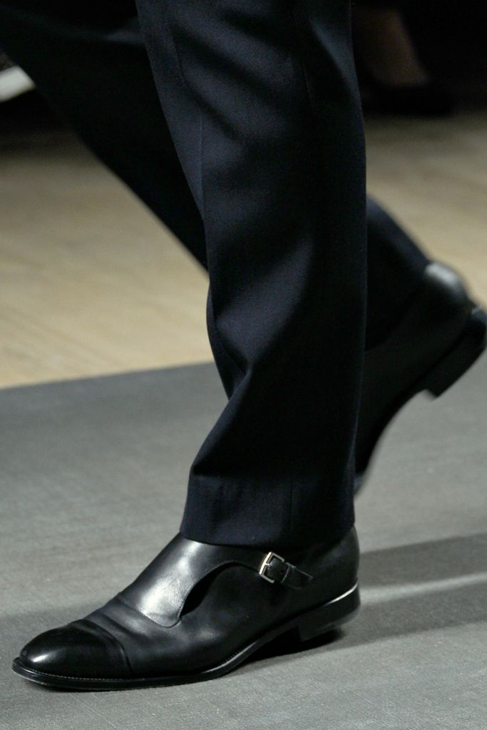 Hermes Shoes...hubby shall definitely rock these