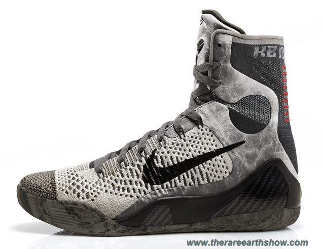 Discounts Base Grey/Black Nike Kobe 9 Elite NRG \