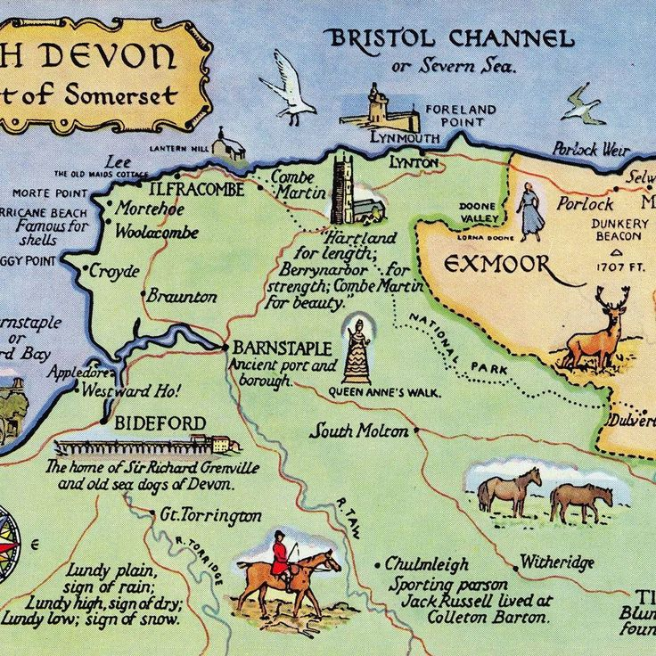 Best 25 Devon Map Ideas On Pinterest Of: Devon Uk Map At Infoasik.co
