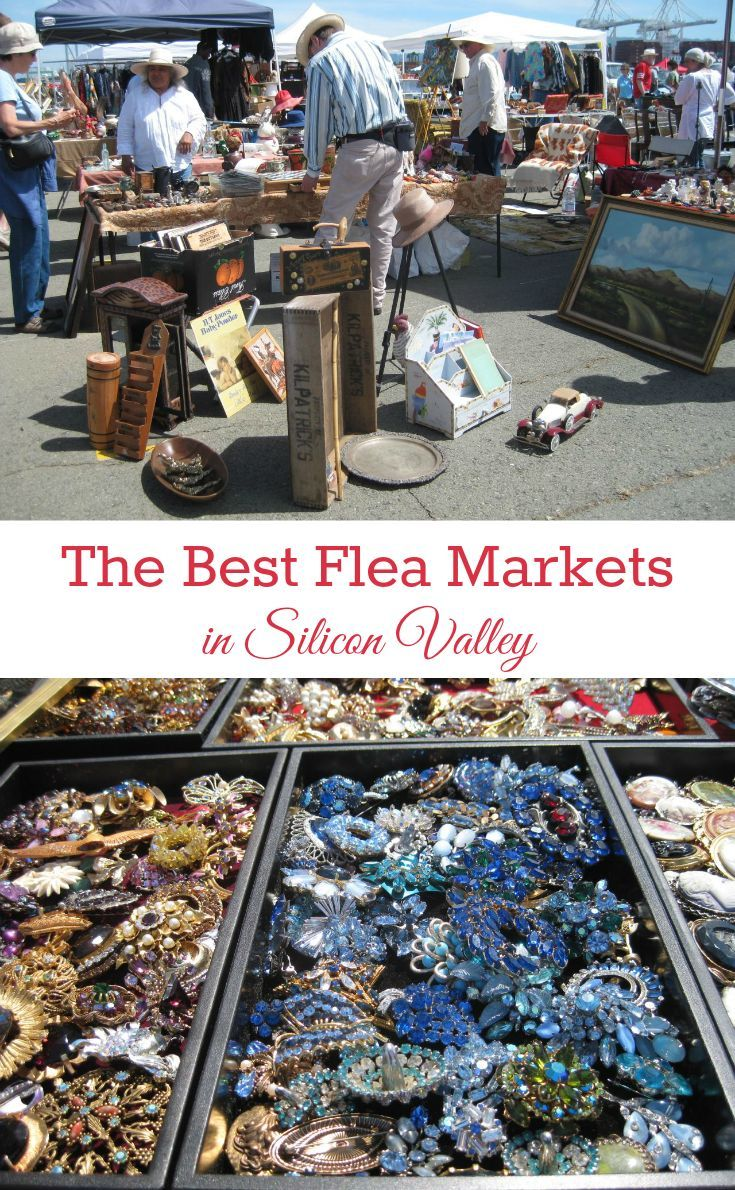 The best flea markets in San Jose + Silicon Valley