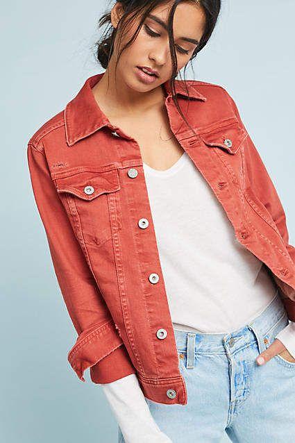AG Jeans AG Mya Denim Jacket