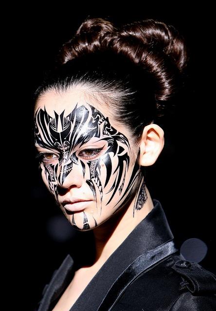 Tamae Hirokawa for SOMARTA - 2007 Japan Fashion Week Tokyo