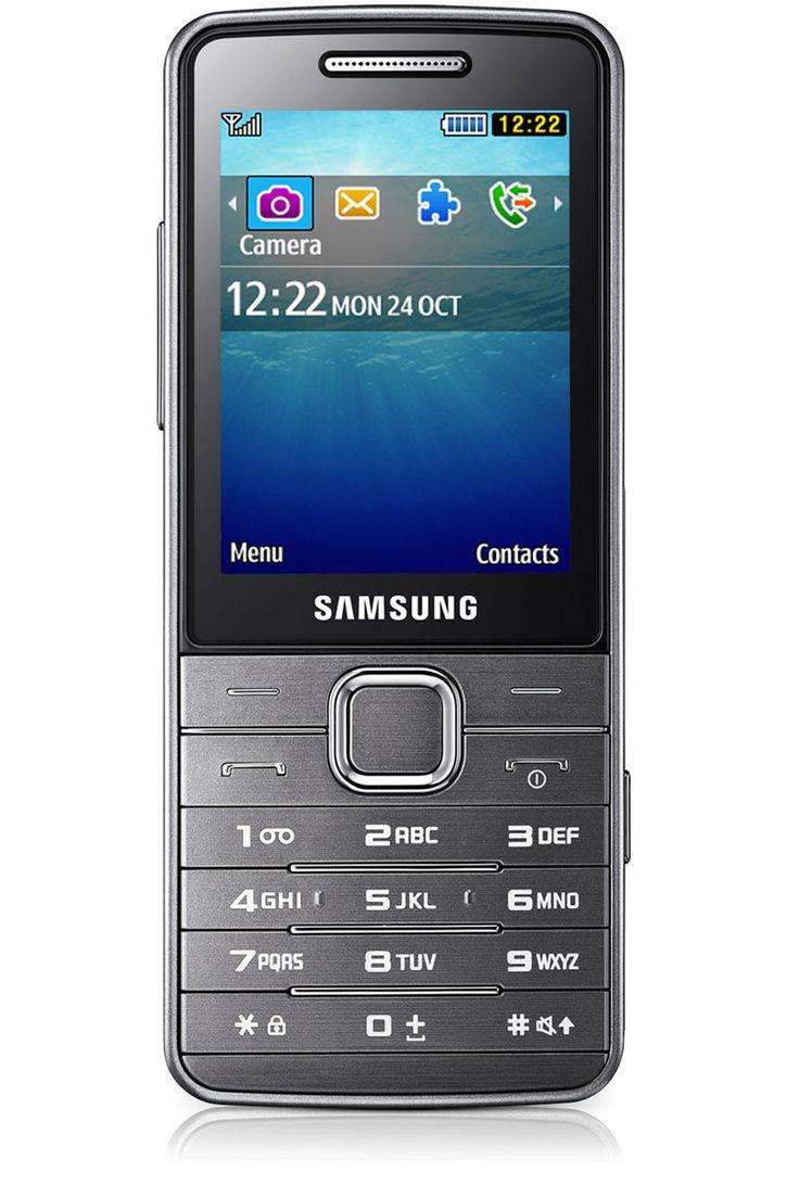 Передняя панель Samsung GT S5610 обзор