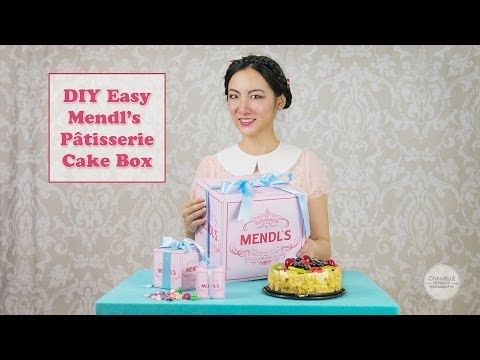 Design Your Own Cake Box : 160 best images about Grand Budapest Hotel on Pinterest