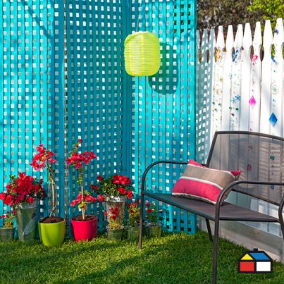 #Jardin #Colores