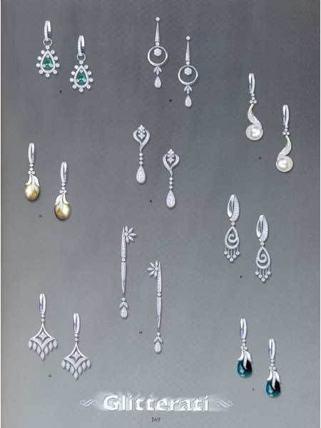 glitterati book to jewelry pinterest mumbai and india