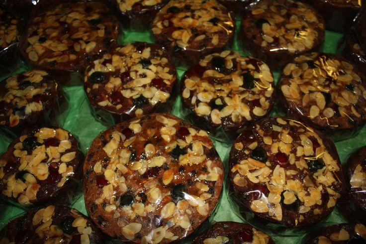 Wheatbelt Fruit Cakes - great Christmas presents - created by Teasing Tastes Western Australia