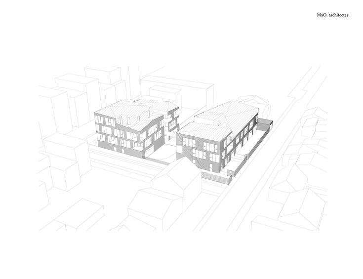 Gallery of Nanterre Co-Housing / MaO architectes + Tectône - 26