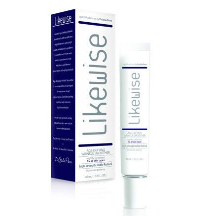 Likewise Age-Defying Wrinkle Smoother – if you want to rescue UV damaged skin, improve your wrinkles or increase your natural collagen production, this non-greasy nightly product is a great addition to your regimen. #skincare #antiaging