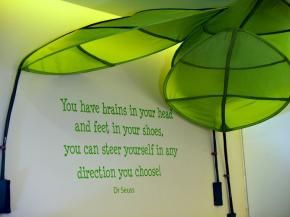 Ikea Lova Do Dr Seuss Reading Quote With Ribba Ledge Underneath Full Of Books Quotes Clroom Playroom Decor