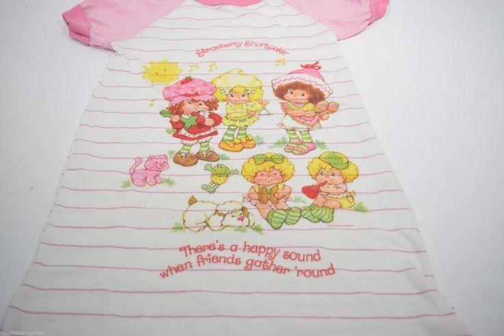 http://www.ebay.com/itm/Strawberry-Shortcake-Pajamas-PJs-Night-Dress-Shirt-Vintage-1980s-Child-Kid-/121988061253?hash=item1c670e1845:g:EO0AAOSwfC9XOWmL