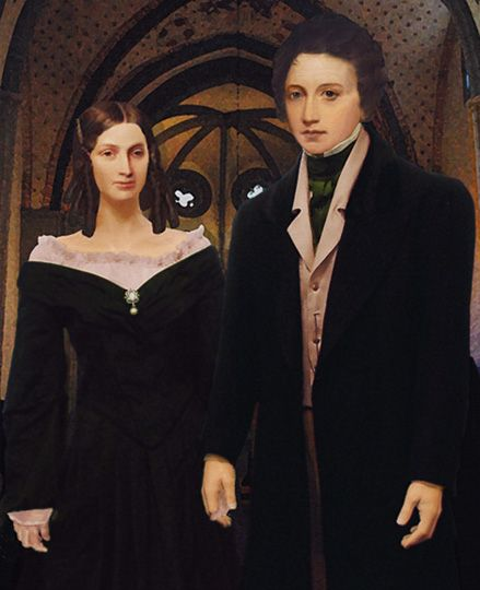 mary shelley and william godwin relationship