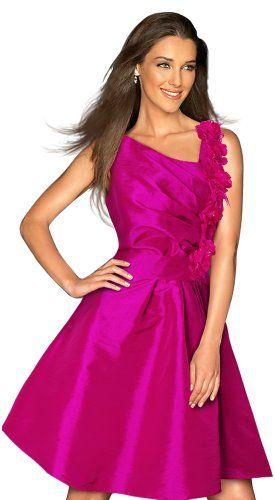 Donna Bella Robes de soirée de robe fleur robe de cocktail de bal Empire taffetas de demoiselle d'honneur de robe de mariage. €34.95. Taille 40, Fuschia Bella Donna http://www.amazon.fr/dp/B00F34IRBC/ref=cm_sw_r_pi_dp_M4Ilvb0VXM68Y