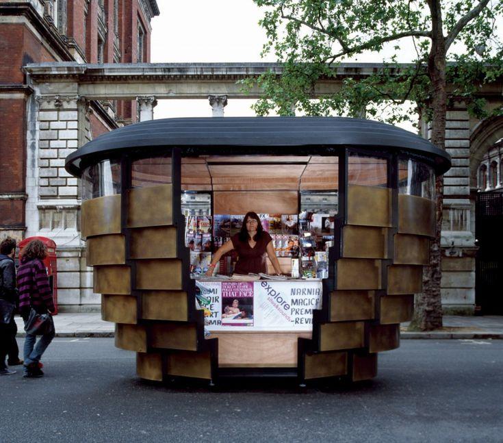 1000 images about pop up shops on pinterest for Garden kiosk designs