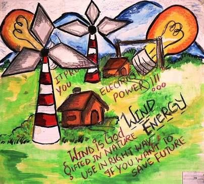 Image Result For Save Electricity Pictures For Drawing Competition