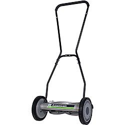 American Lawn Mower 18-inch Deluxe Light Reel Mower | Overstock.com Shopping - Great Deals on Lawn Mowers