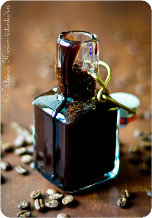 Schoko-Sirup, aber nicht irgendeiner ... | Kleiner Kuriositätenladen