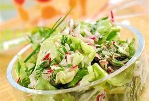 Sałatka letnia do grilla / Summer Salad for the grill  www.winiary.pl