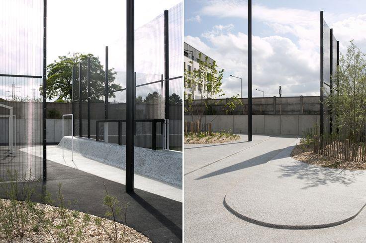 Due parchi gioco a Parigi / NP2F