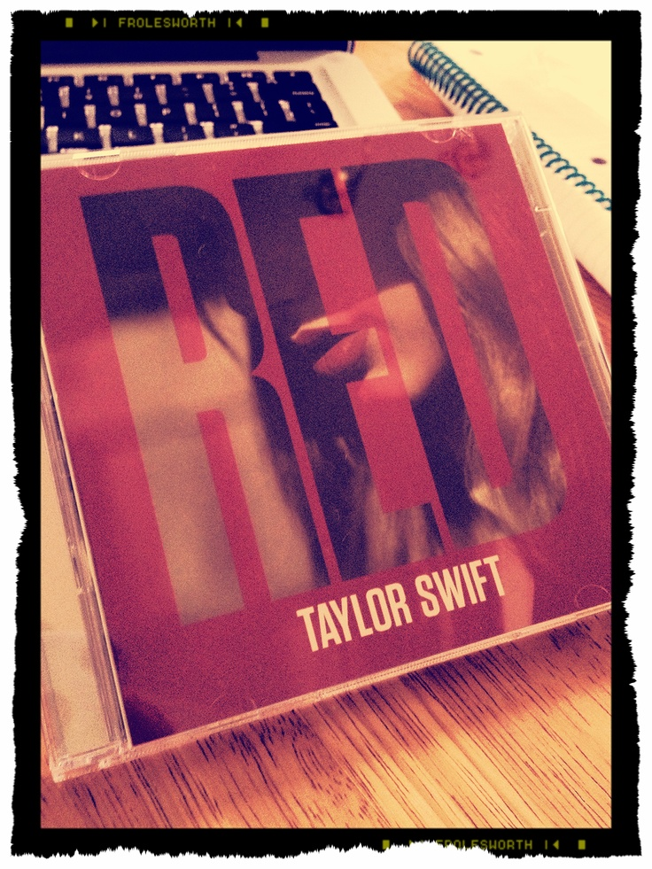New Taylor Swift album! :-)