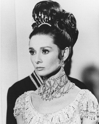 Audrey Hepburn in My Fair Lady