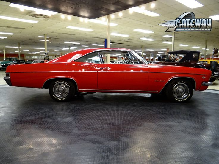1966 Impala SS for Sale | 1966 Chevrolet Impala SS for Sale - Gateway Classic Cars