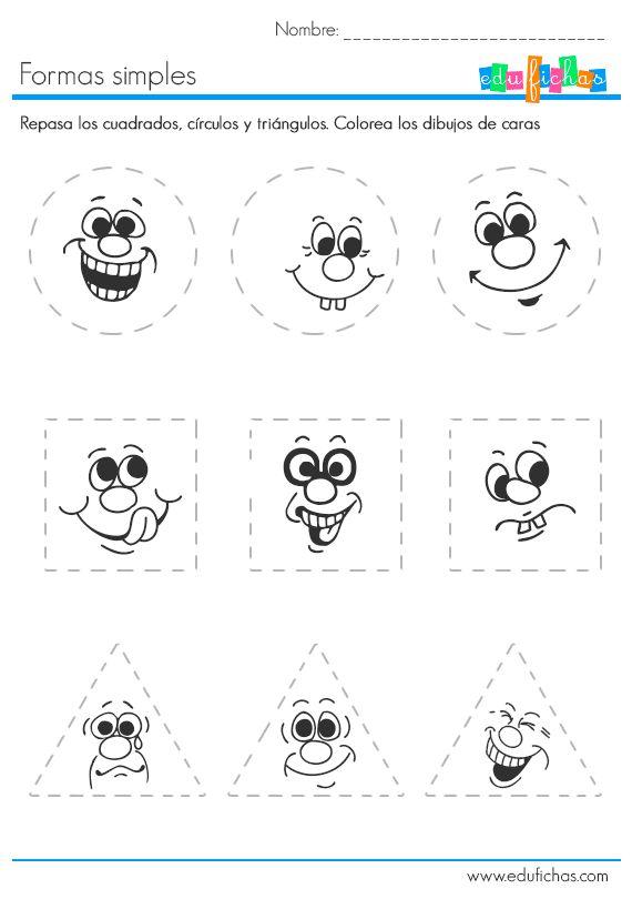 Descargar cuadernillo de grafomotricidad para imprimir en pdf. Imprime cuadernillo con actividades de grafomotricidad para niños de preescolar. 3 y 4 años