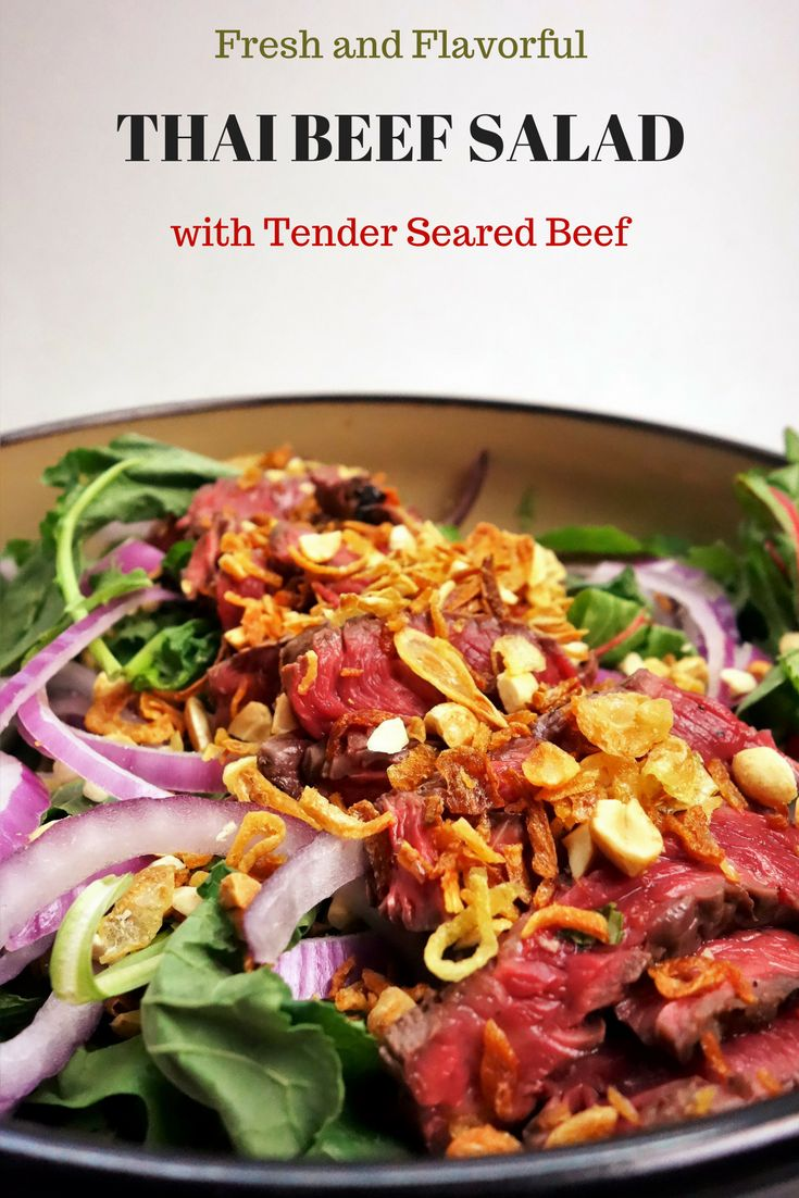 The Best Ever Healthy Grilled Thai Beef Salad. thai beef salad recipe, salad recipe, thai recipes healthy, beef recipes healthy, thai beef salad dressing, thai beef salad easy, thai beef salad healthy, thai beef salad recipe spicy, authentic thai beef salad,