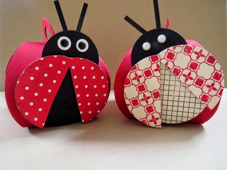 Good Morning! Happy Tuesday....do you realize February is almost over? Time sure is flying by!    Today I want to share a few LADYBUG Cu...