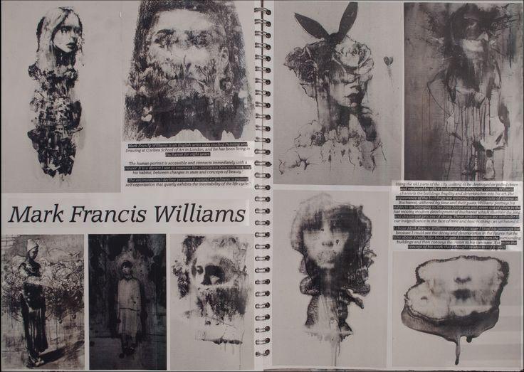 18. Mark Francis Williams Artist Study